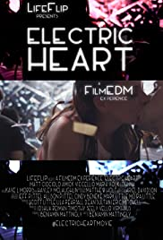 Electric Heart Poster