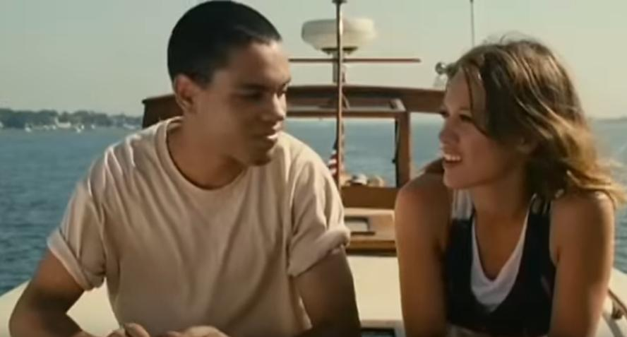 Hilary Duff and Evan Ross in Greta (2009)