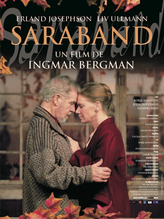 Image result for saraband 2003 poster