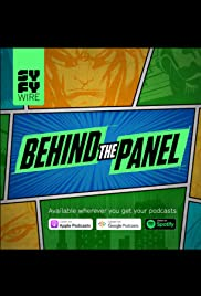 Behind the Panel Poster