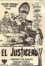El justicero Poster