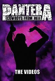 Pantera: Cowboys from Hell Poster