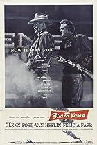 3:10 to Yuma (1957) Poster