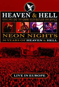 Primary photo for Heaven & Hell: Neon Nights, Live in Europe