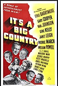 Primary photo for It's a Big Country: An American Anthology
