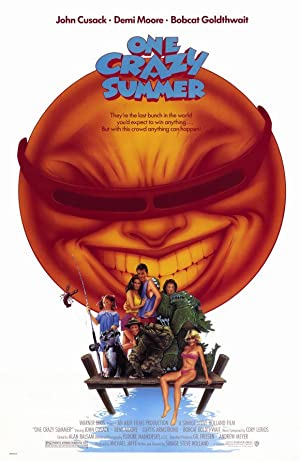 One Crazy Summer Poster Image