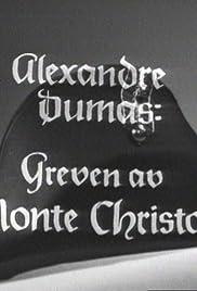Greven av Monte Christo Poster