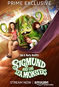 The Krofft Puppets in Sigmund and the Sea Monsters (2016)
