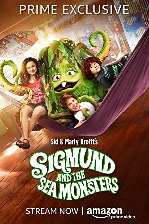 Download Sigmund and the Sea Monsters Season 1 All Episodes Dual Audio [Hindi-English] 720p {300MB}