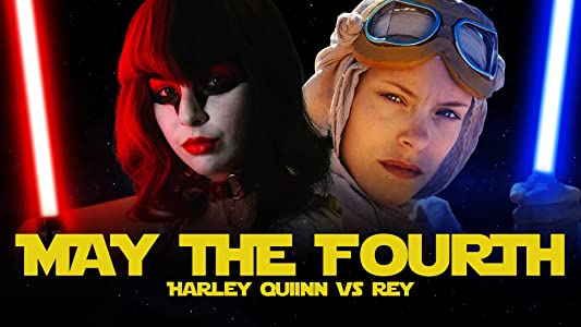 May the Fourth: Harley Quinn vs Rey 720p torrent