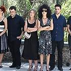 Sunny Hatziargyri and Maria Solomou in S1ngles (2004)