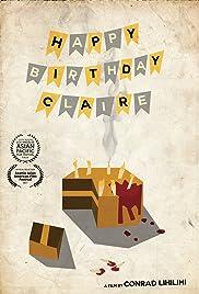 Happy Birthday, Claire Poster