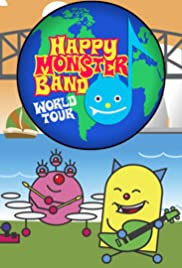 Happy Monster Band Poster