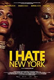 I Hate New York Poster