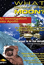 What Happened on the Moon? - An Investigation Into Apollo Poster