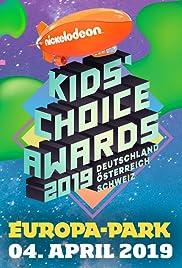 Kids Choice Awards 2019 Poster