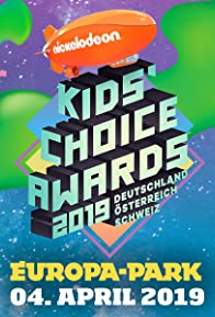 Primary photo for Kids Choice Awards 2019