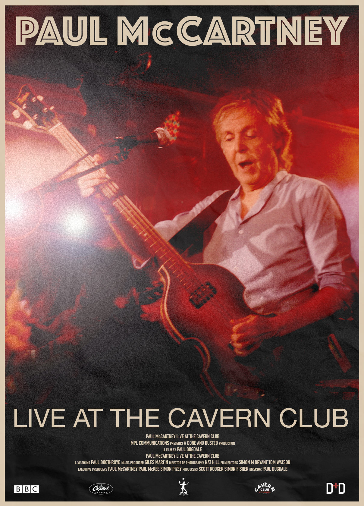 Paul McCartney Live at... The Cavern Club hd on soap2day