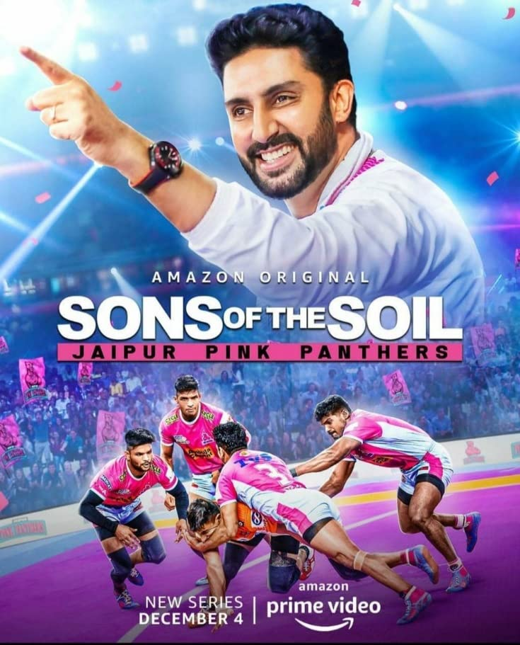 Sons of the Soil : Jaipur Pink Panthers (2020) Hindi S01
