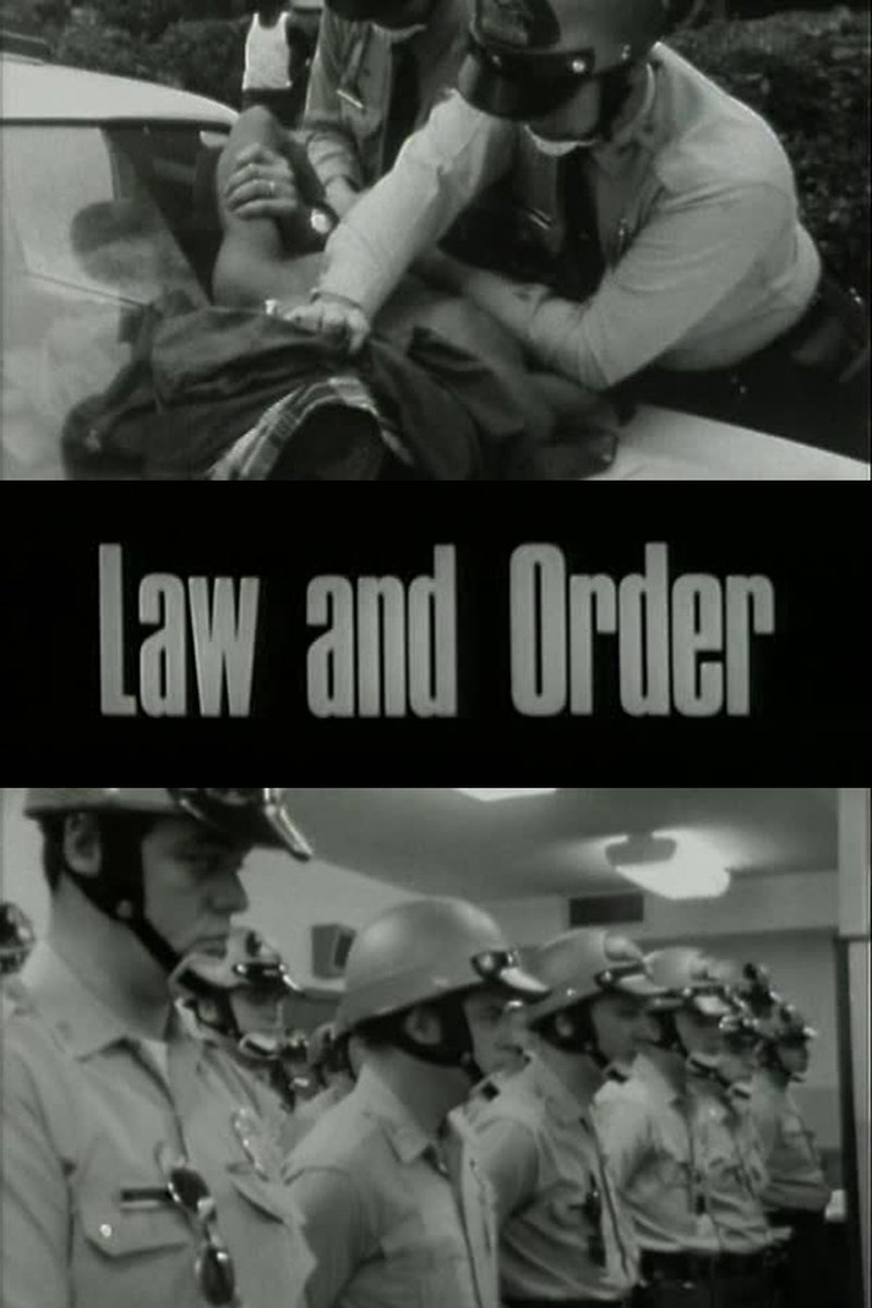Law and Order (TV Movie 1969) - IMDb