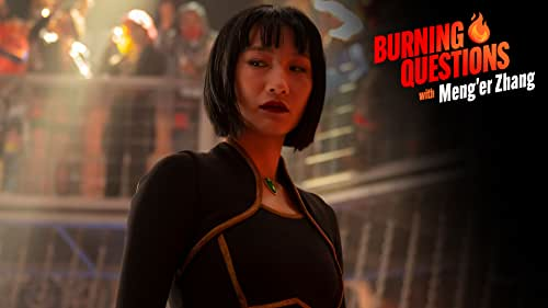 Meng'er Zhang Answers 5 Burning Questions About 'Shang-Chi'