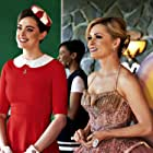 Ashley Newbrough and Lindsey Gort in A Merry Christmas Match (2019)