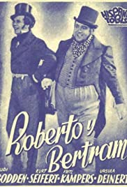 Robert und Bertram Poster