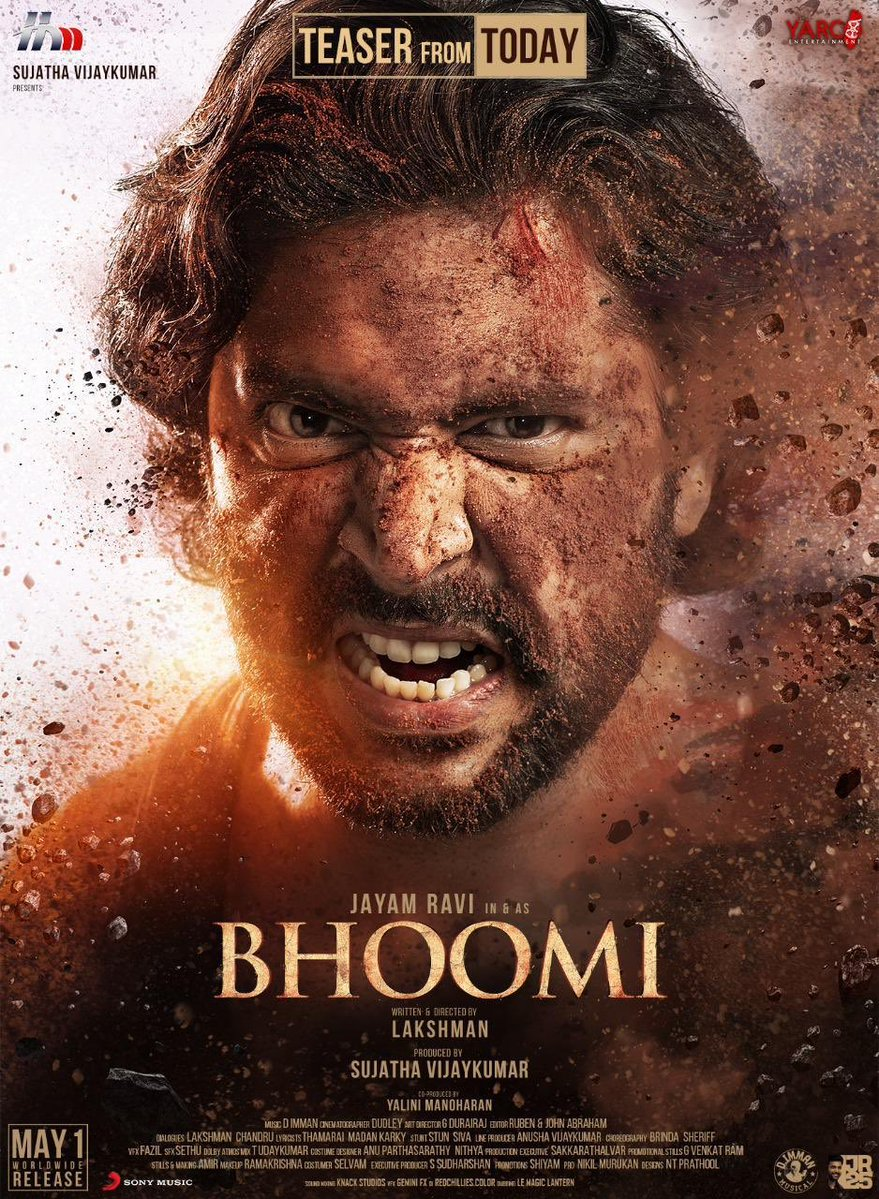 Bhoomi 2021 Tamil 400MB HDRip ESubs Download