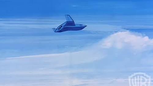 Super Friends: Batman Sees Blue Jet