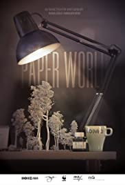 Paper World Poster
