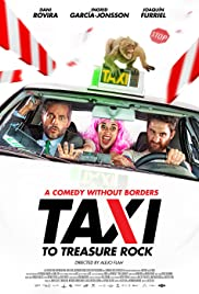 Taxi to Treasure Rock Poster