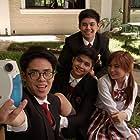 Ella Cruz, Andre Garcia, Ryle Paolo Santiago, and Shaun Salvador in #ParangNormal Activity (2015)