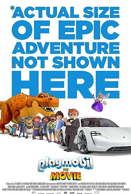 Film: Playmobil