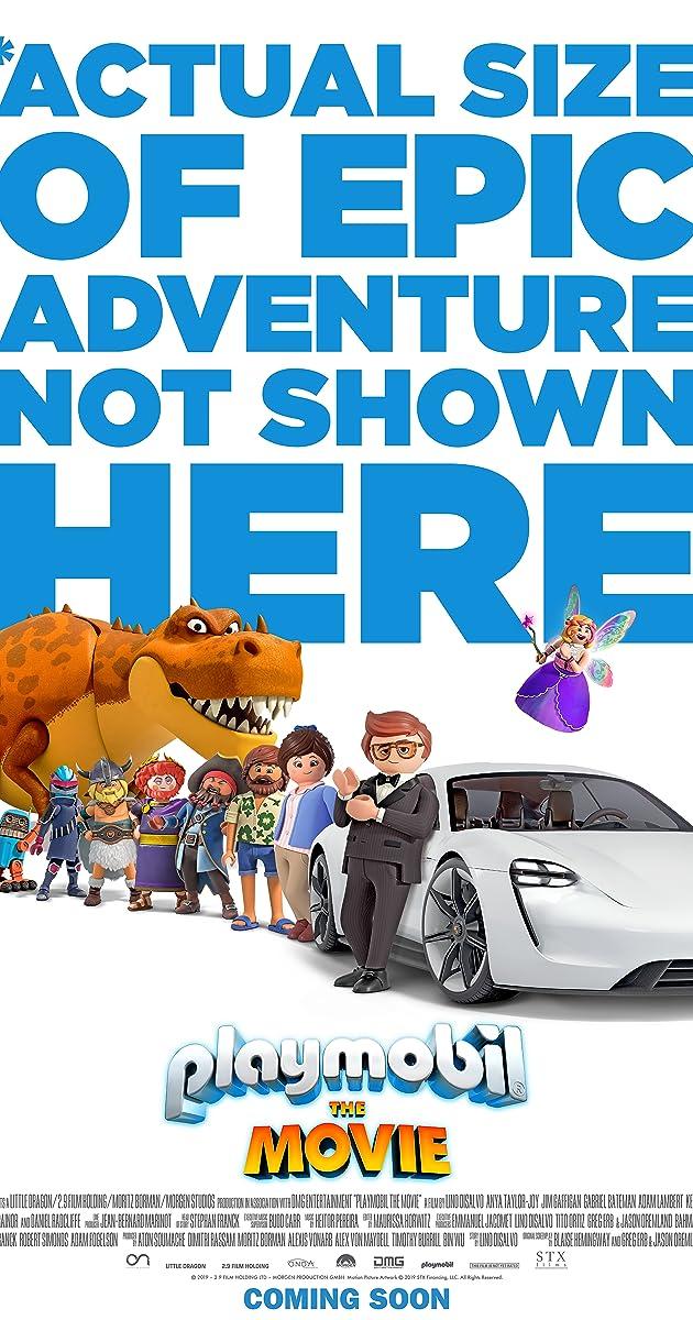 Subtitle of Playmobil: The Movie