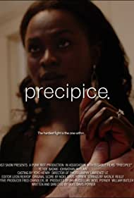 Johnathan McClain and Yetide Badaki in Precipice (2019)