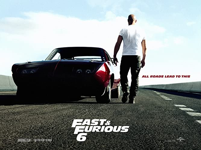 Fast & Furious 6: Take Control (Video )