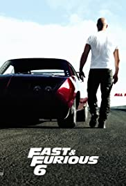 Fast & Furious 6: Take Control Poster