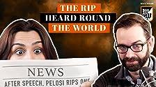 El Rip escuchado alrededor del mundo