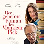 Fabrice Luchini and Camille Cottin in Le mystère Henri Pick (2019)
