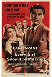 Download Every Girl Should Be Married (1948) Movie