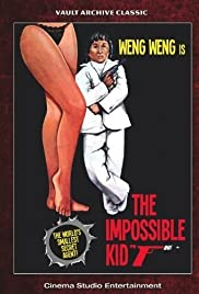 The Impossible Kid of Kung Fu Poster