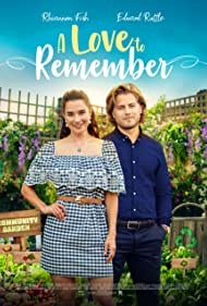 Rhiannon Fish and Edward Ruttle in A Love to Remember (2021)