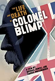 A Profile of 'The Life and Death of Colonel Blimp' Poster