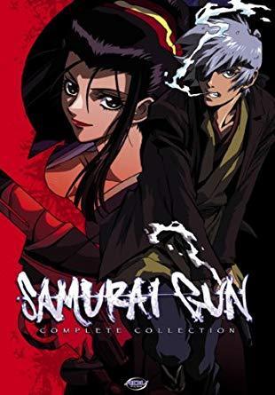 دانلود زیرنویس فارسی سریال Samurai Gun
