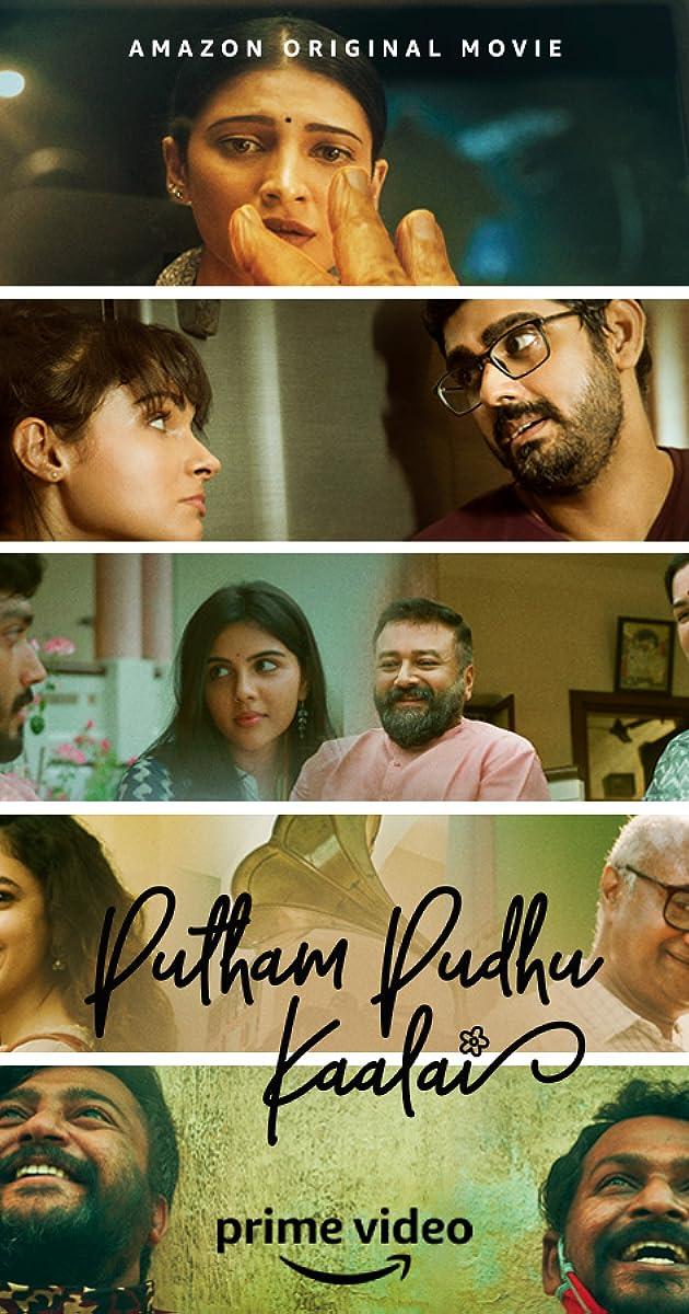 Putham Pudhu Kaalai (2020) Tamill x264 HDRip 1.47GB Esbu 720p Download