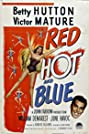 Red, Hot and Blue (1949) Poster