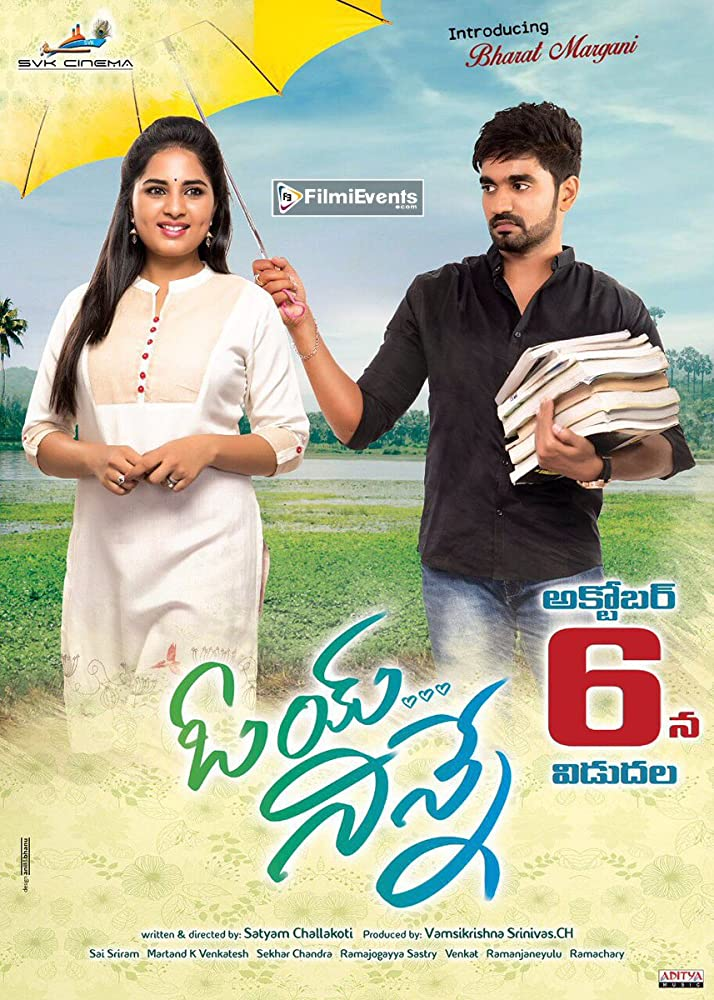 Oye Ninne 2020 Telugu 720p HDRip 700MB Download