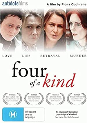 Where to stream Four of a Kind