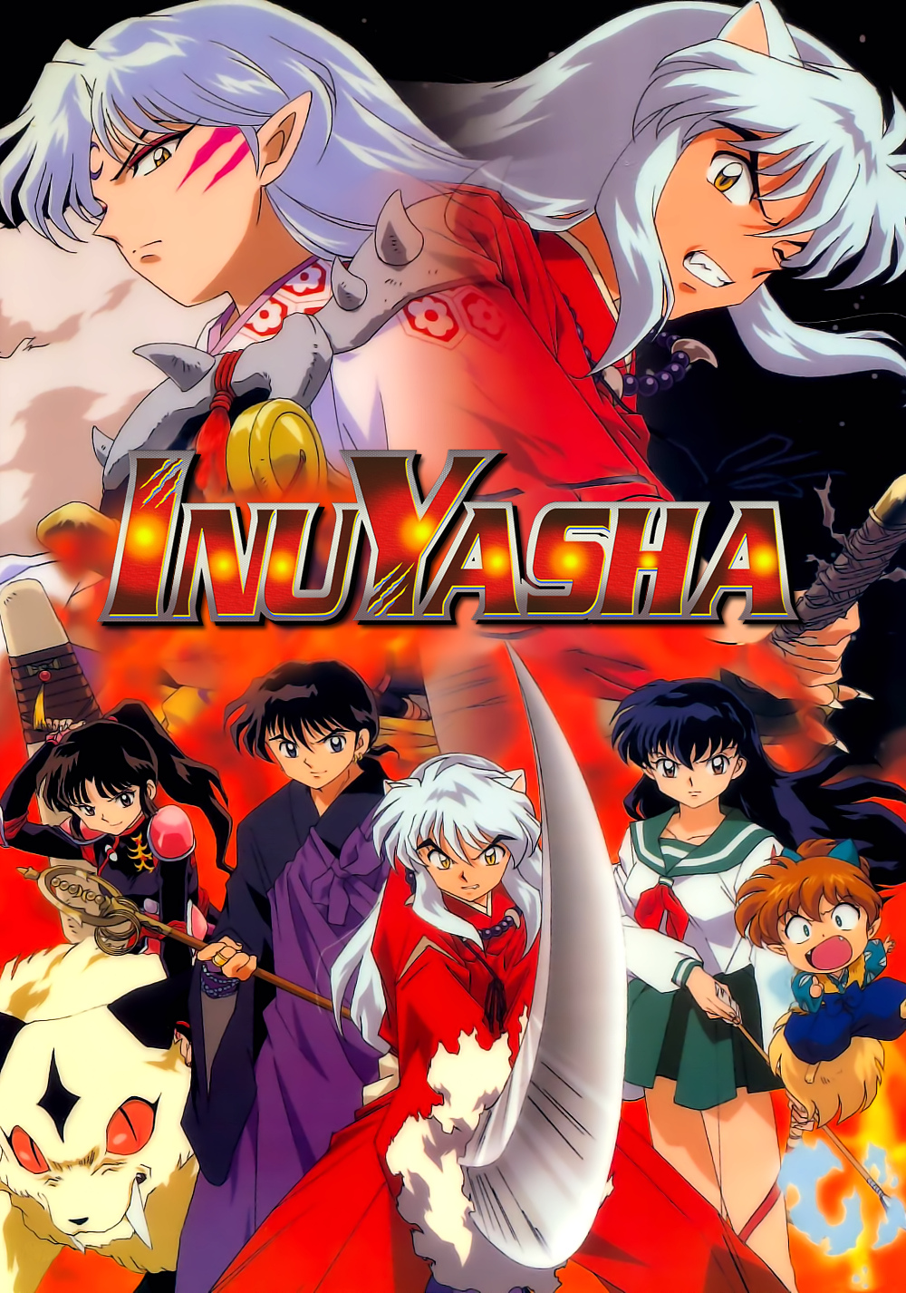 Inuyasha (TV Series 2000–2004) - IMDb