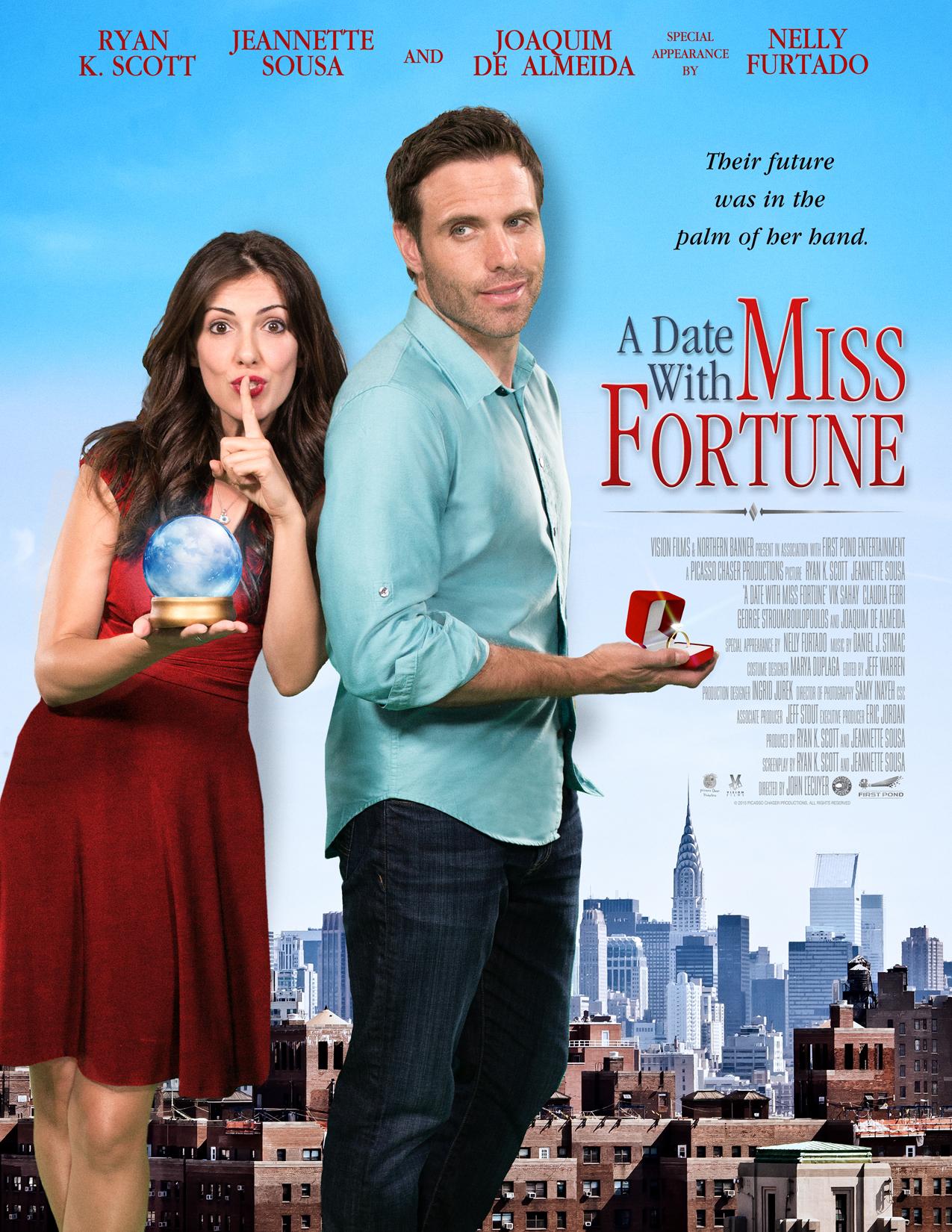 Baksana Talihe – A Date with Miss Fortune (2015) Türkçe Dublaj izle